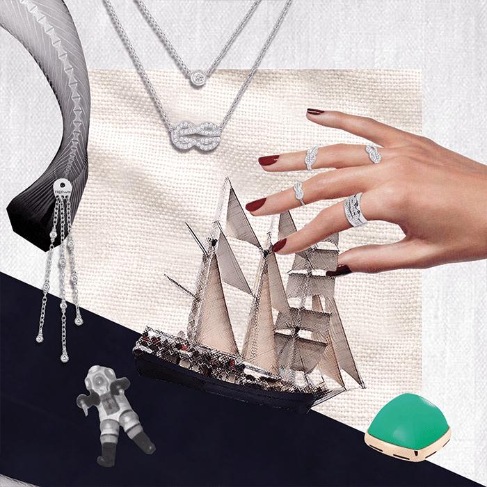 Célia Mastorchio-Fabbri Fred jewelry force 10
