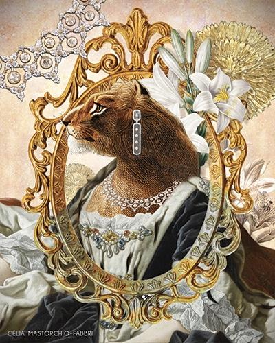 Célia Mastorchio-Fabbri signes du zodiac lion